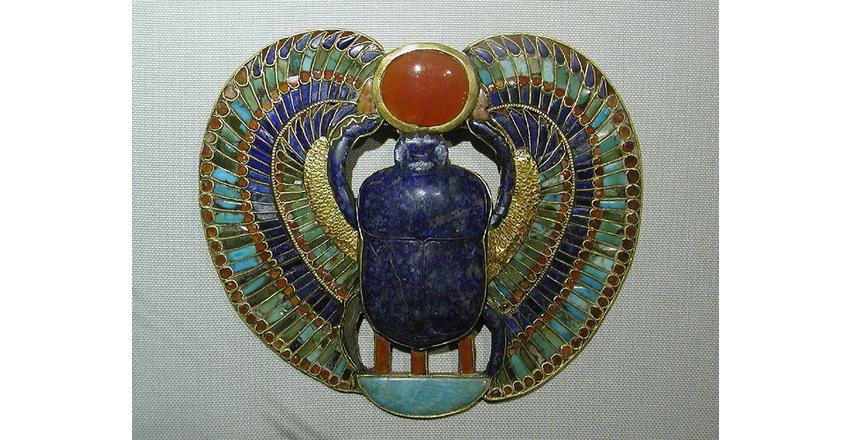 Пектораль Тутанхамона